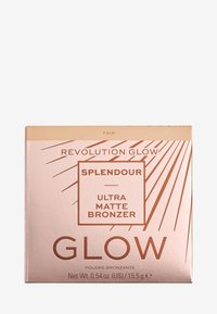 Makeup Revolution - REVOLUTION SPLENDOUR BRONZER - Bronzer - fair - 3
