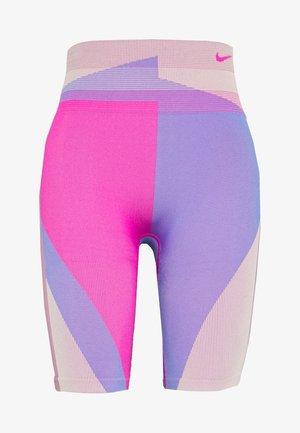 Leggings - fire pink/sapphire