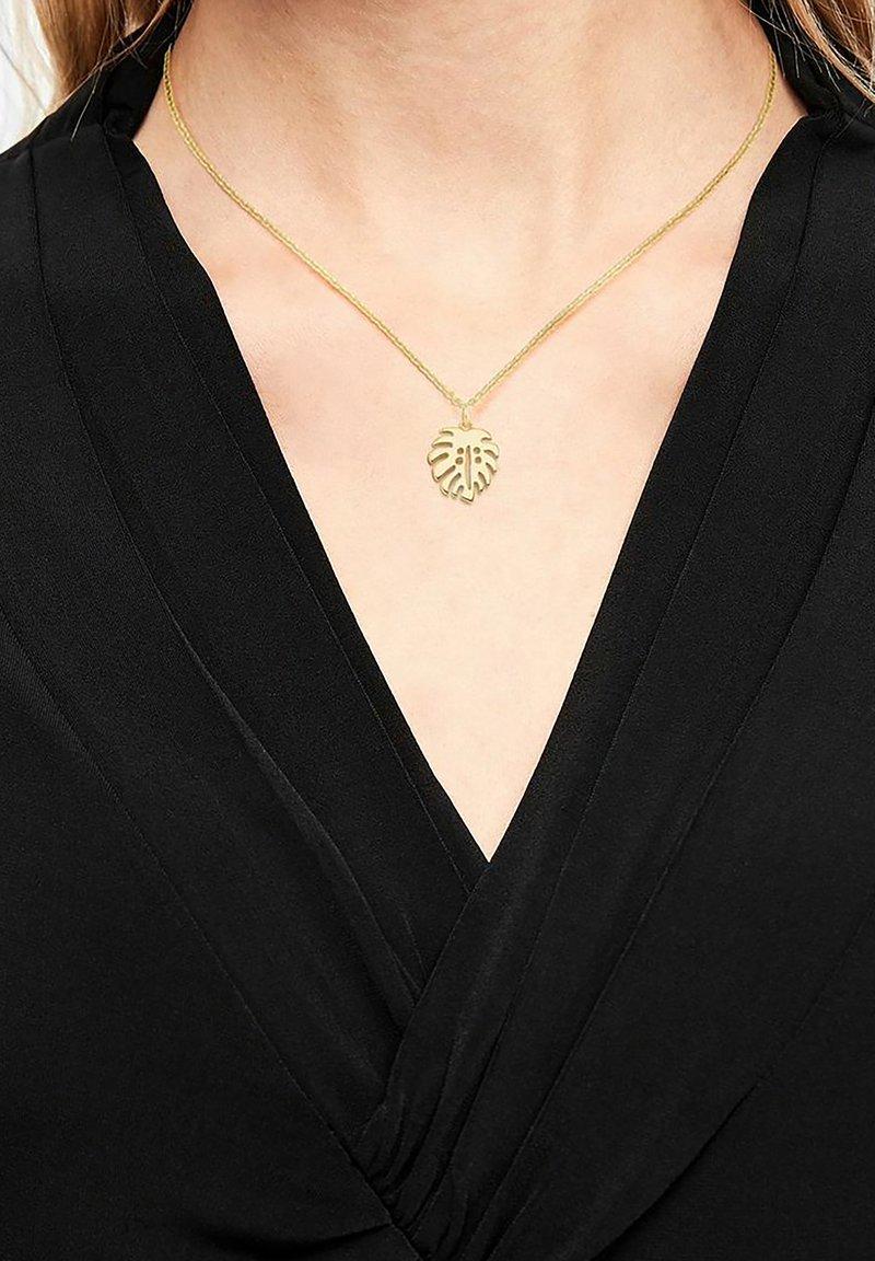 s.Oliver - Necklace - gold