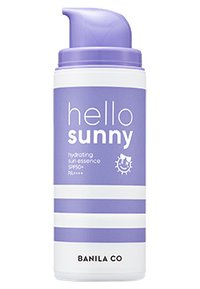 Banila Co - HELLO SUNNY HYDRATING SUN ESSENCE SPF50+ PA++++ - Solcreme - -