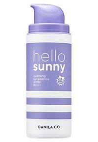 Banila Co - HELLO SUNNY HYDRATING SUN ESSENCE SPF50+ PA++++ - Zonnebrandcrème - - - 1