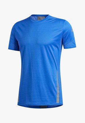 25/7 RISE UP N RUN PARLEY T-SHIRT - Print T-shirt - blue