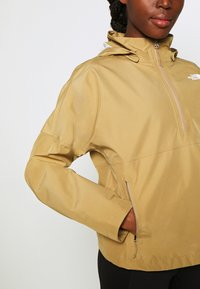 The North Face - W ARQUE ACTIVE TRAIL FUTURELIGHT JACKET - Kuoritakki - kelp tan - 5