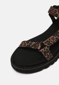 Even&Odd - Walking sandals - beige - 7