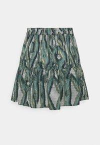 Vero Moda - VMANNABELLE SHORT SKIRT - A-line skirt - laurel wreath - 1