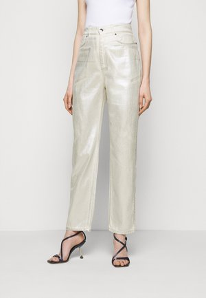 LACCA - Flared Jeans - silber