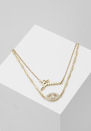 GET LUCKY 2 IN 1 - Ketting - gold-coloured