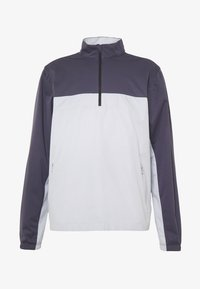 Nike Golf - SHIELD VICTORY HALF ZIP - Sportovní bunda - gridiron/sky grey/black - 3
