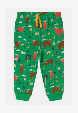 SNUGGLE CRAWLERS BABY UNISEX - Trousers - green