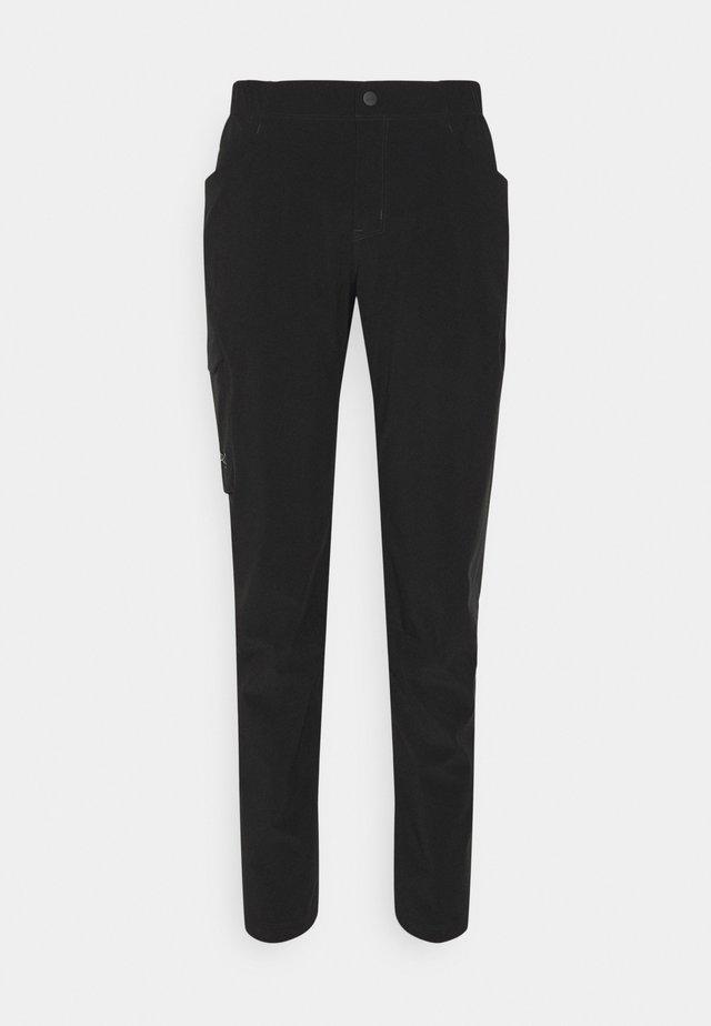 ALROY PANT WOMENS - Pantaloni - black