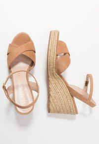 Stuart Weitzman - ROSEMARIE - High heeled sandals - tan - 3