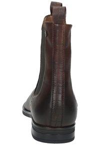 Sansibar Shoes - Nilkkurit - dunkelbraun 41 - 5