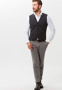 BRAX - STYLE WADE - Suit waistcoat - anthra - 1
