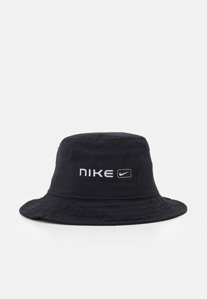 CAP BUCKET UNISEX - Klobouk - black/white