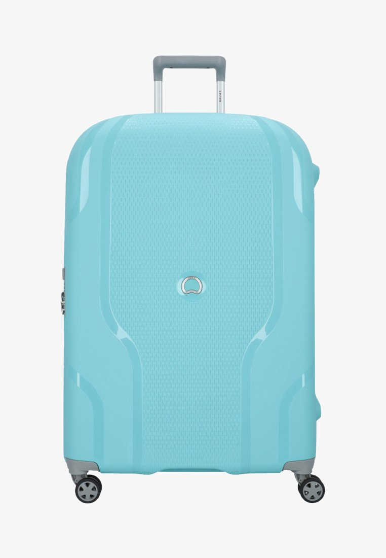 Delsey - Wheeled suitcase - blue gray