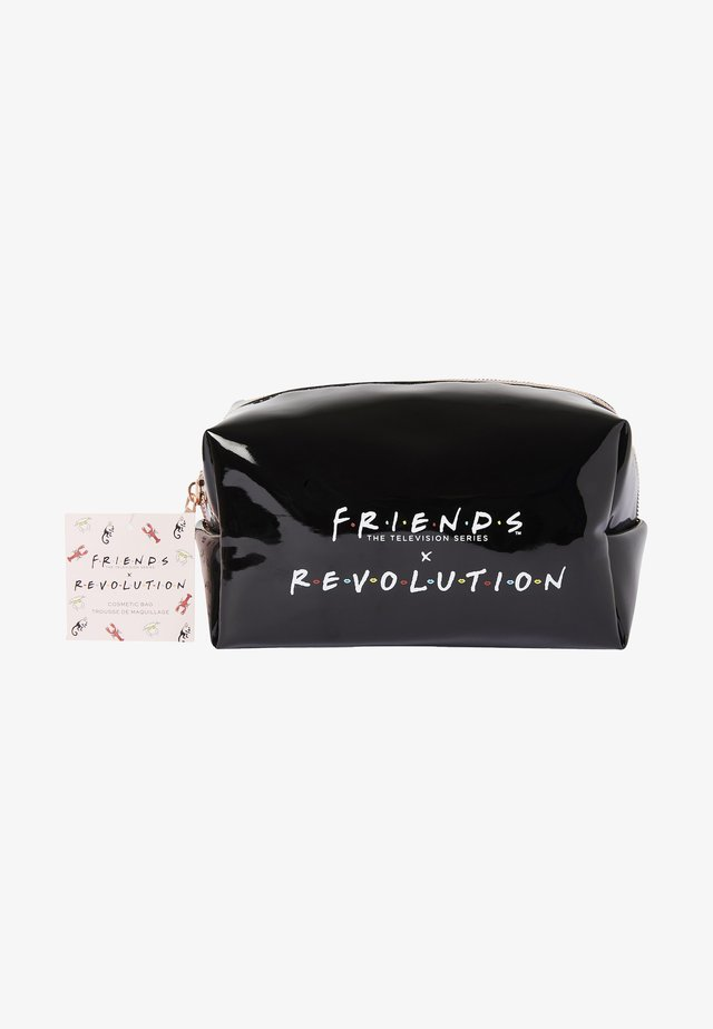 REVOLUTION X FRIENDS COSMETIC BAG - Beauty-accessoire - -