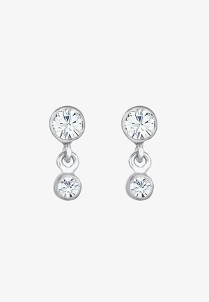 Earrings - silber