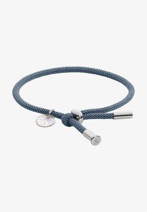 Bracelet - grau/silber