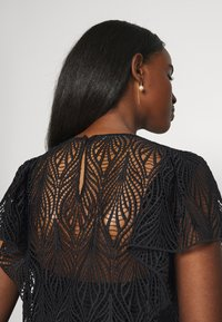 Alberta Ferretti - DRESS - Day dress - black - 3