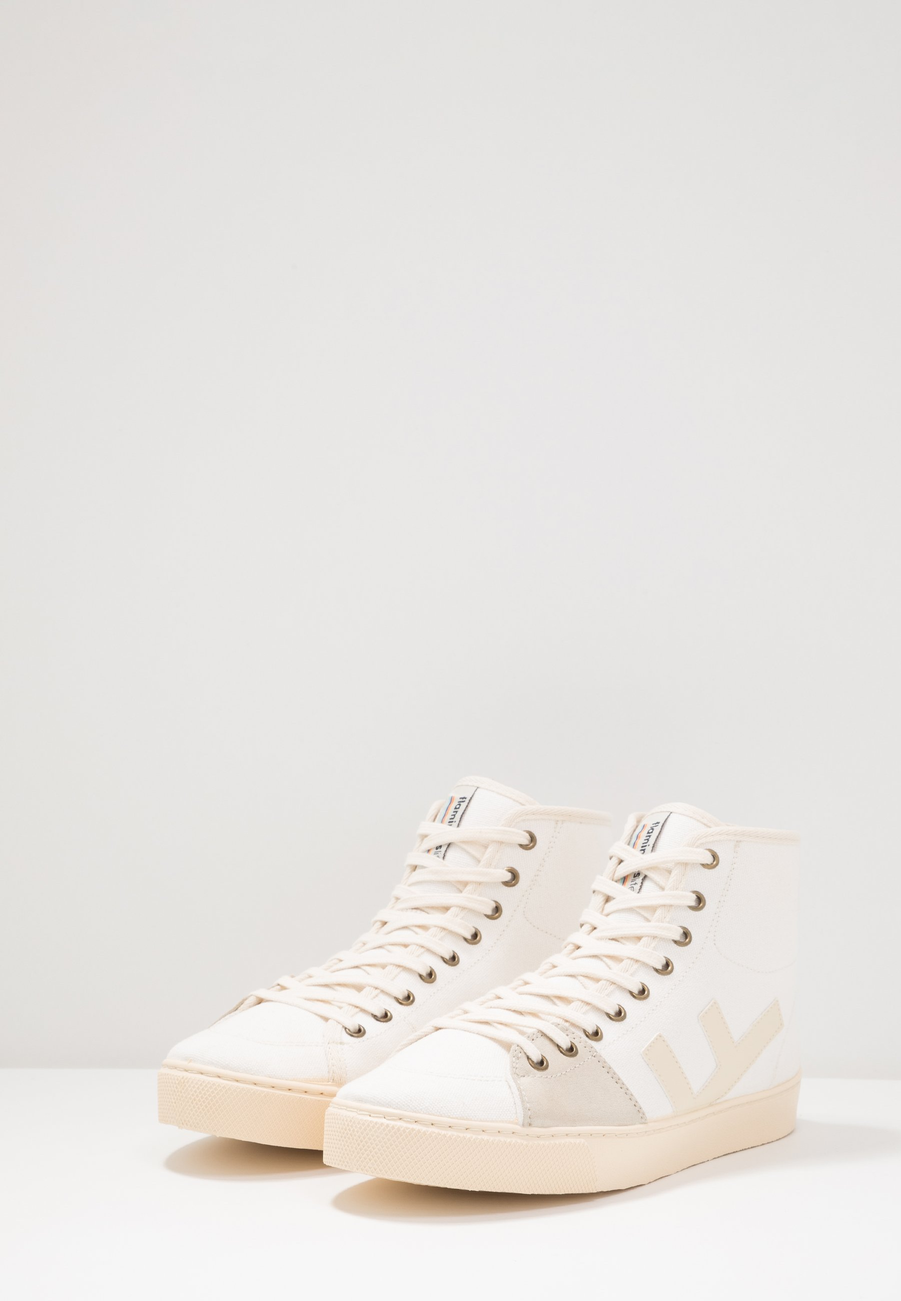 Good Selling Women's Shoes Flamingos' Life EL CAMINO High-top trainers all ivory 5SVGJfGIk