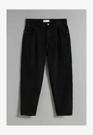 TAPERED - Jeansy Straight Leg - off-white