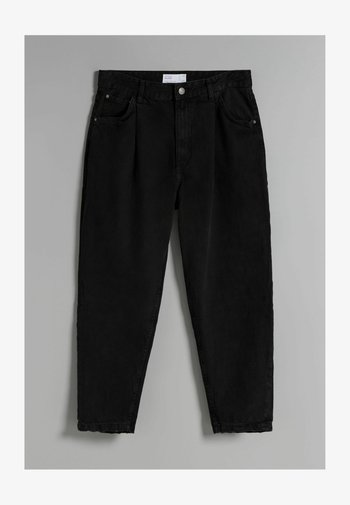 TAPERED - Jeans straight leg - off-white