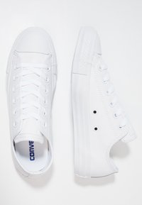 Converse - CHUCK TAYLOR ALL STAR OX - Sneakersy niskie - white - 1