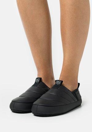 TENTY - Slippers - black