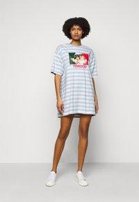 Fiorucci - VINTAGE ANGELS STRIPE DRESS - Jersey dress - multi - 1