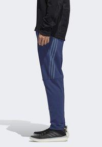 adidas Performance - Träningsbyxor - blue - 3