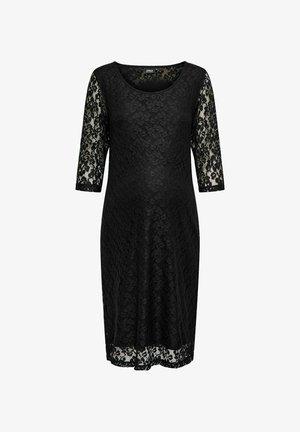 KLEID SPITZE - Maxi dress - black
