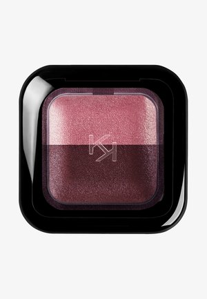 BRIGHT DUO BAKED EYESHADOW - Oogschaduw - 13 golden peach/pearly burnt sienna