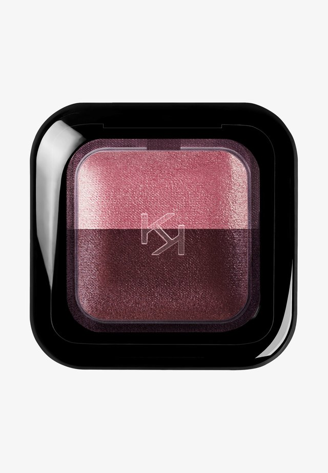 BRIGHT DUO BAKED EYESHADOW - Ombretto - 13 golden peach/pearly burnt sienna