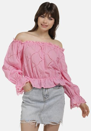 LUSE - Blouse - pink
