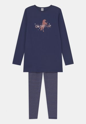 TEEN - Pyžamová sada - dunkelblau
