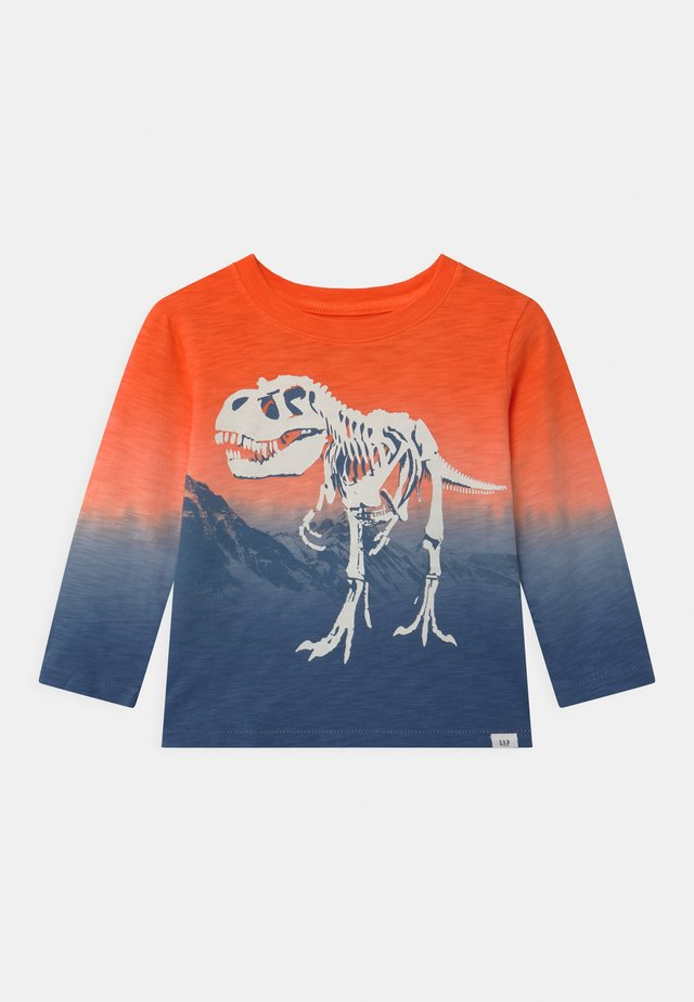 TODDLER BOY  - Long sleeved top - orange pop