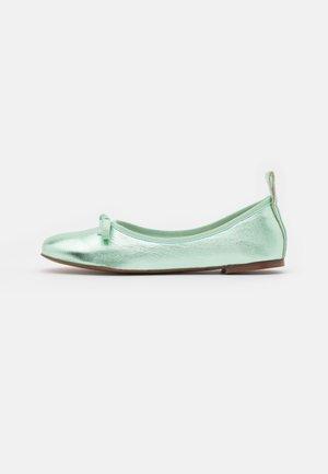 BALLET - Ballerinat - mint metallic