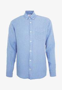 NN07 - LEVON  - Shirt - blue - 4
