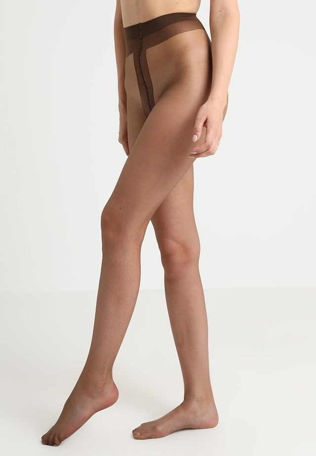 NATURALS SKIN TONE TIGHTS - Sukkahousut - tan