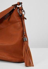 Anna Field - Handbag - cognac - 6