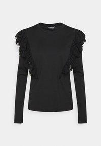 Dondup - Long sleeved top - black - 0