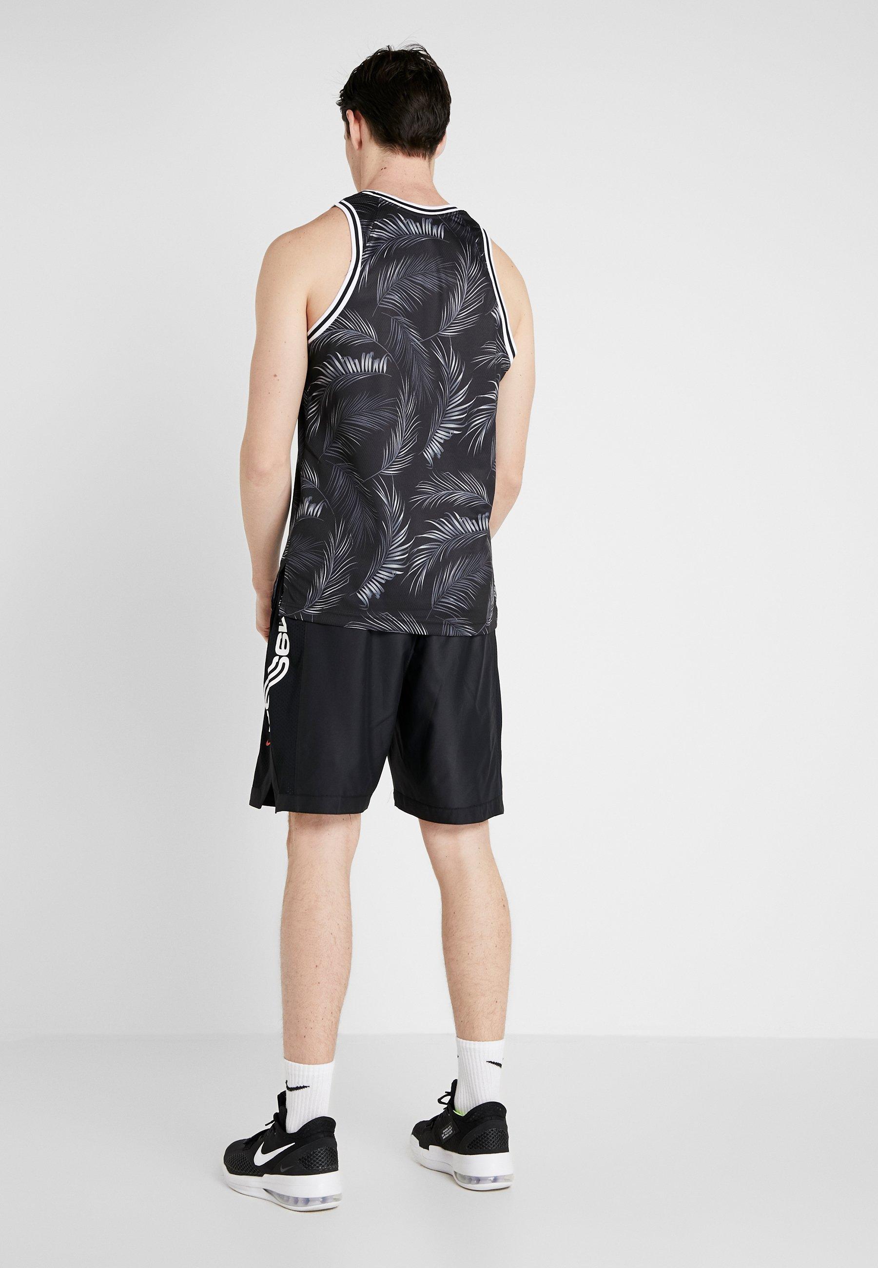 Nike Performance KYRIE  - Short de sport - black/university red