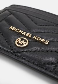 MICHAEL Michael Kors - JET SET CHARMCARD HOLDER - Pouzdro na vizitky - black - 4