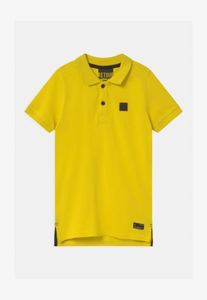 LUCAS - Polo - fresh yellow