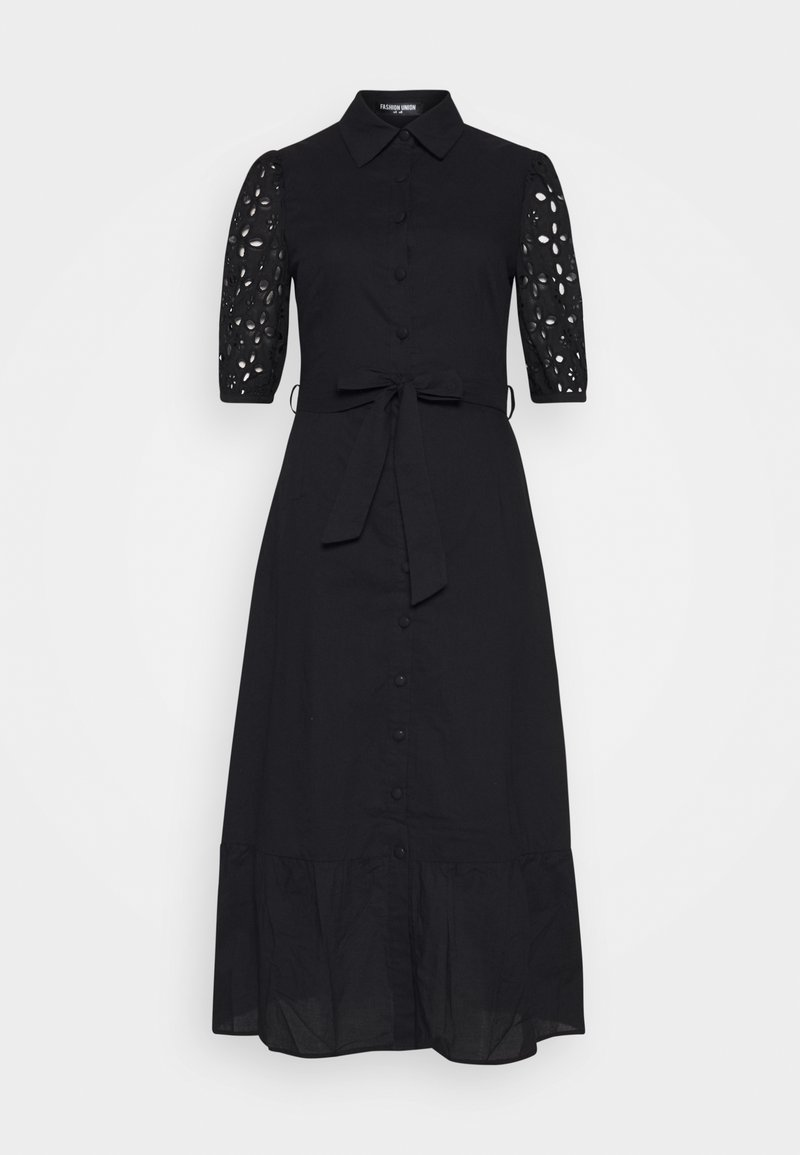 Fashion Union - BLAKE - Day dress - black