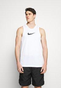 Nike Performance - THROWBACK SHORT NARRATIVE - Sports shorts - black - 3