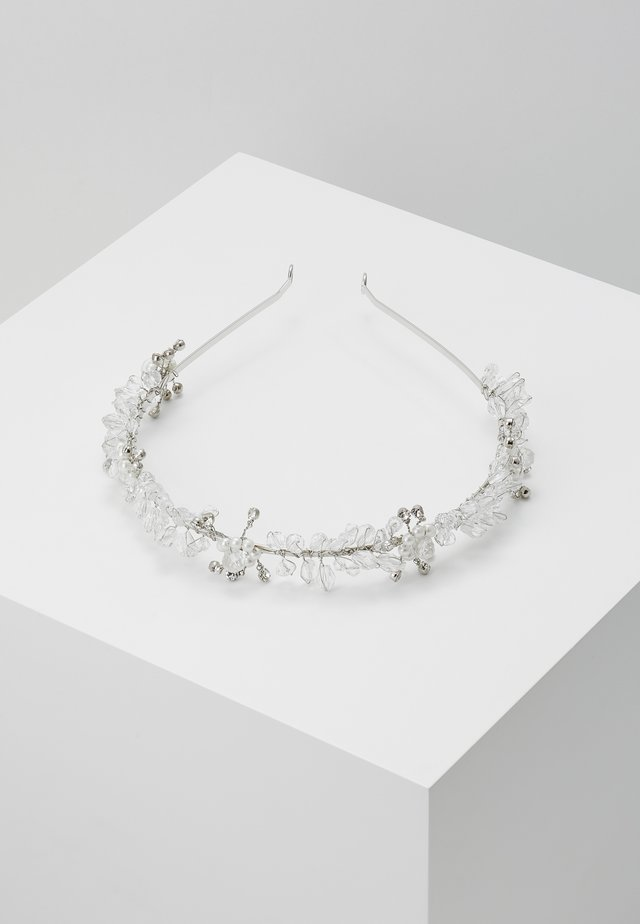 PULCHRA - Hair styling accessory - clear/rhodium-coloured