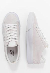 EA7 Emporio Armani - Sneakersy niskie - nimbus cloud - 1