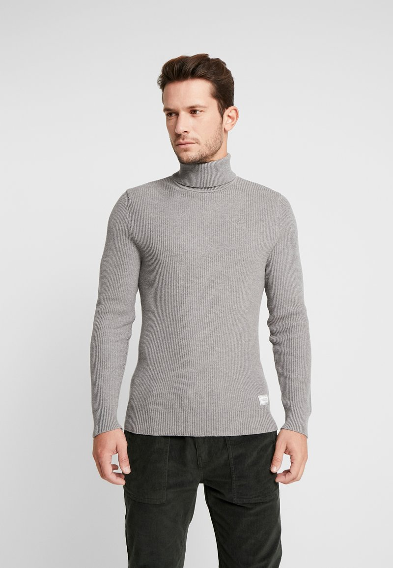 Pier One - Pullover - mottled grey