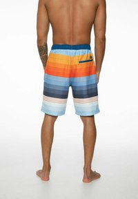 Protest - Swimming shorts - maroon - 2